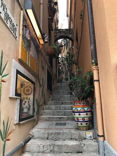 Taormina-Staircase