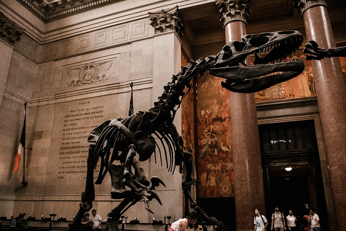 Show Us the World's Greatest Dinosaur Attractions!