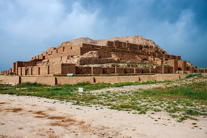 There are a number of UNESCO World Heritage Sites in Iran