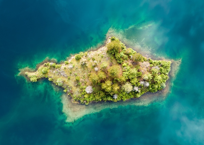 Tell Us About the Most Incredible Islands You've Ever Discovered
