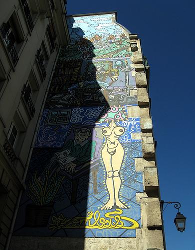 MuralLady