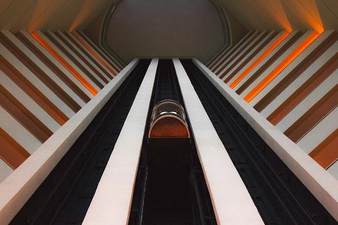 Let's See Those Unbelievable Elevators