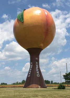 Peachoid-gaffney